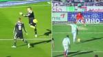Real Madrid sufrió gol de penal a los dos minutos tras error de Sergio Ramos - Noticias de remate de bienes