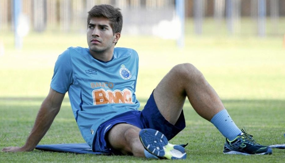 Lucas Silva es el último fichaje brasileño del Real Madrid. (Marca)