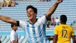 Selección Peruana Sub 20 perdió 2-0 ante Argentina por el Sudamericano - Noticias de sale cossio