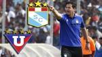 Sporting Cristal viajó a Ecuador para enfrentar a LDU de Quito (VIDEO) - Noticias de daniel ahmed