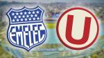 Universitario de Deportes: todo sobre Emelec, rival al que enfrentará - Noticias de sporting cristal vs. pacífico