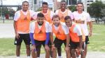 Sporting Cristal: plantel jugó básquet horas antes de enfrentar a LDU (FOTOS/VIDEO) - Noticias de foto papeletas