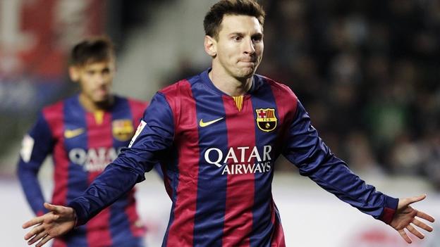 Conocé los próximos botines adidas que usará Lio Messi