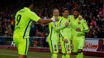 Atlético de Madrid y Barcelona regalaron un partidazo en el Calderón (FOTOS) - Noticias de foto papeletas