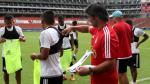 Sporting Cristal entrenó en Quito utilizando alta tecnología (FOTOS) - Noticias de daniel ahmed