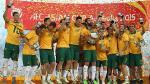 Australia venció 2-1 a Corea del Sur y es campeón de la Copa de Asia - Noticias de tim cahill