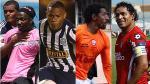 Wilmer Aguirre, Alexi Gómez y otros jugadores que están sin equipo - Noticias de rafael garcia melgar