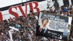 Alianza Lima: los hinchas no dejarán de alentar ante Huracán - Noticias de mauro luna
