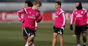 Martin Odegaard le costó casi dos millones de euros al Real Madrid. (Real Madrid)
