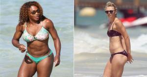 Serena Williams y Maria Sharapova disputarán la final del Australian Open. (Difusión)