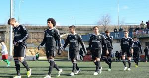 Cristian Benavente ha estado en todas las divisiones del Real Madrid. Solo le falta debutar en el primer equipo. (Internet)