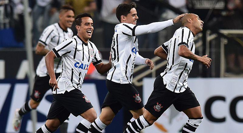 Corinthians visita al San Lorenzo sin sus delanteros Guerrero y Emerson Sheik