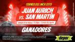 Juan Aurich vs. San Martín: estos son los ganadores de las 10 entradas dobles - Noticias de jesus flores alva