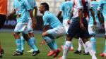Sporting Cristal: César Pereyra debutó con triplete y celebró con la 'ranita' - Noticias de chalaca