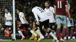 Manchester United empató 1-1 con West Ham United por la Premier League - Noticias de alex reid