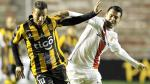 The Strongest derrotó 2-0 a Morelia y jugará fase de grupos de la Libertadores - Noticias de mauro zarate