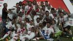 River Plate campeón: las mejores imágenes de su celebración por la Recopa Sudamericana