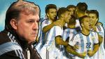 Argentina: Gerardo Martino quiere dirigir a la selección olímpica en Río 2016
