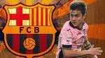 Barcelona: Paulo Dybala y el coqueteo con el cuadro azulgrana (VIDEO) - Noticias de coqueteo