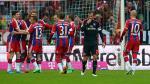 Bayern Munich venció 8-0 a Hamburgo con doblete de Arjen Robben por Bundesliga