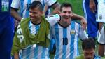Lionel Messi y Sergio Agüero pasaron el fin de semana juntos en Barcelona - Noticias de messi y sus amigos