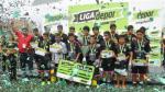 Liga Depor: Virgen de Chapi de SJL y Scratch de Chorrillos campeonaron