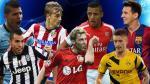 Champions League: así quedaron los partidos de ida de los octavos de final - Noticias de mónaco fc