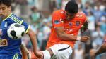 Torneo del Inca: el equipo ideal de la cuarta fecha - Noticias de inti gas deportes