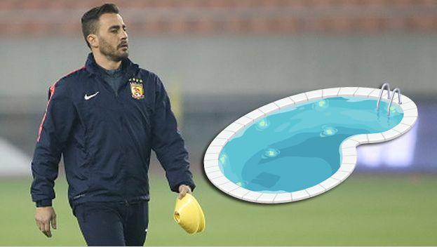 Fabio cannavaro podr a ir 10 meses a la c rcel por - Banarse en madrid ...
