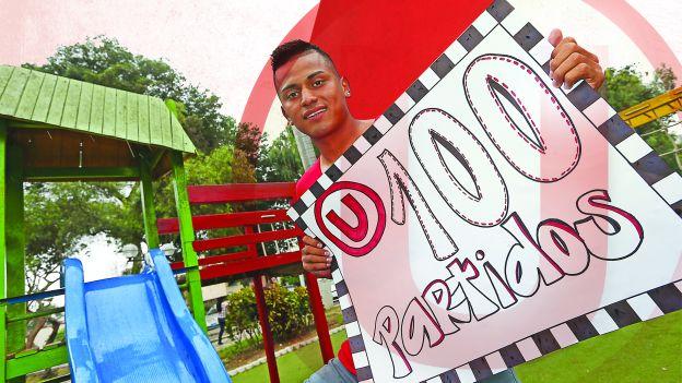 Diego Chávez debutó en Universitario de Deportes el 2012. (Fernando Sangama/Andrea Closa)