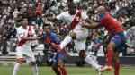 La Selección Peruana jugaría amistosos con Costa Rica y Honduras