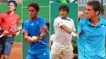 Copa Davis: conoce al equipo peruano que afrontará la serie ante Chile (FOTOS) - Noticias de nicolas massu
