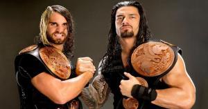 The Shield (Seth Rollins y Roman Reigns): la explosiva pareja se hizo del Campeonato de Parejas en mayo del 2013. (WWE)
