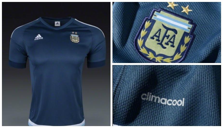 Argentina  Lionel Messi tendrá nueva camiseta alterna para la Copa América  (FOTOS) 21c4e9c52e777