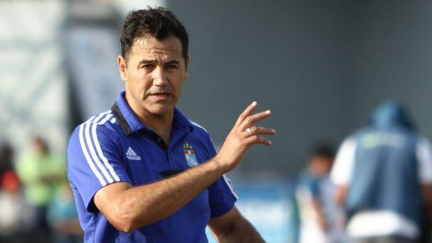 Daniel Ahmed es voceado como encargado de las equipos juveniles de la Selección Peruana. (USI/Mauricio Motta)