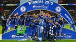 Chelsea ganó 2-0 al Tottenham y es el campeón de la Copa de la Liga - Noticias de diego fazio
