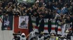 Roma empató 1-1 con Juventus por la Serie A en el Estadio Olímpico