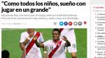 """Yordy Reyna a Marca: """"Me gustaría llegar a un grande como el Barcelona o Bayern"""" - Noticias de univeristario de deportes"""