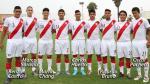 Selección Peruana Sub 17: este es el plantel que nos representa en el Sudamericano - Noticias de bolivia vs. perú