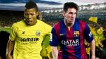 Barcelona vs. Villarreal en vivo por la Copa del Rey: hora, canal y alineaciones - Noticias de ultima evaluación censal 2013 cuadro estadistico