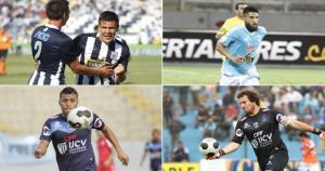 Destacaron en esta fecha Salomón Libman, Daniel Chávez, Fernando Canales y Josepmir Ballón.(USI)