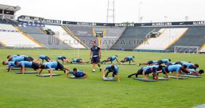 El plantel de Alianza Lima volvió a entrenar en Matute tras el triunfo sobre Ayacucho FC. (Alianza Lima)