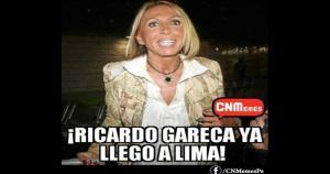 Ricardo Gareca no se salvó de la chispa de los hinchas en redes sociales. (Internet)
