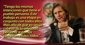 Ricardo Gareca fue presentado como nuevo técnico de la Selección Peruana. (Depor)