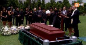 La muerte de Grace conmovió a todos los personajes de Al Fondo Hay Sitio. (América Televisión)