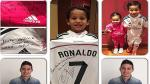 Cristiano Ronaldo, James Rodríguez y su gran gesto con los hijos de Carlos Bacca - Noticias de esposa de messi