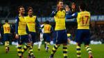 Arsenal venció 2-1 a QPR y se puso tercero en la Premier League - Noticias de robert gibbs