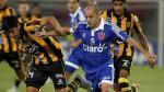 Universidad de Chile derrotó 3-1 a The Strongest por la Copa Libertadores - Noticias de gustavo lorenzetti