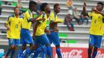 Ecuador venció 2-1 a Argentina por el Sudamericano Sub 17 - Noticias de anderson pereira