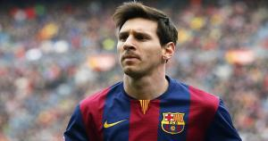 1. En esta temporada, el argentino Lionel Messi ha vendido 1.190.000 camisetas del Barcelona. (Reuters)